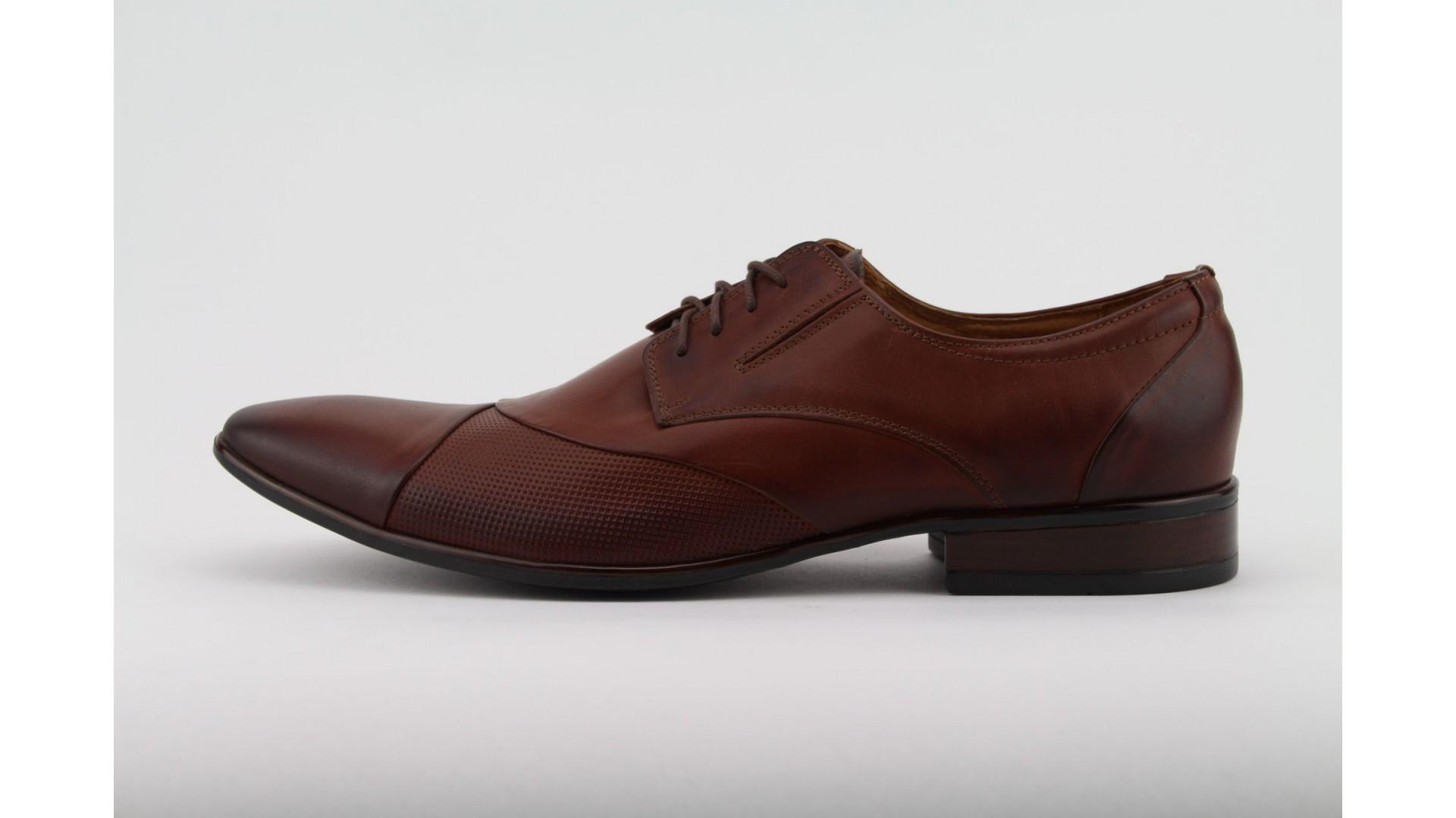 014ca23129 LAVAGGIO barna férfi alkalmi cipő