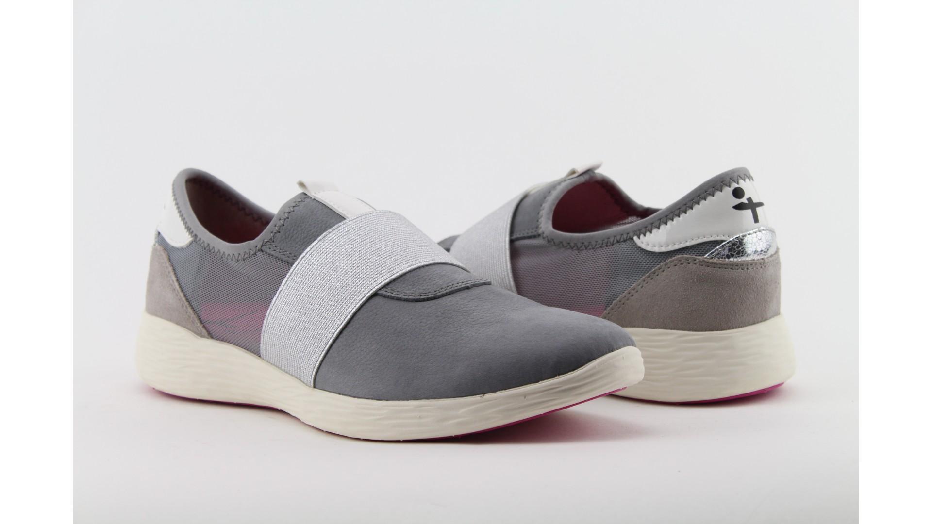 ae8f3cb1dfb6 TAMARIS szürke sneaker női cipő